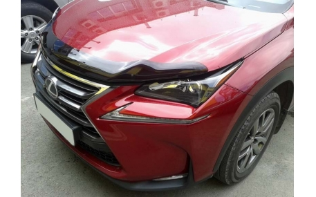 Дефлектор капота Lexus NX