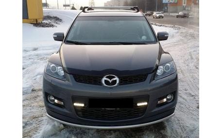 Дефлектор капота Mazda CX-7