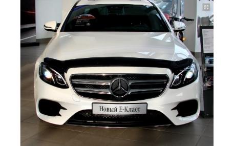 Дефлектор капота Mercedes E-Class