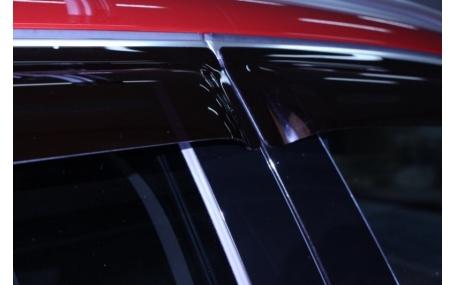 Дефлекторы окон Mercedes GLE-class Coupe