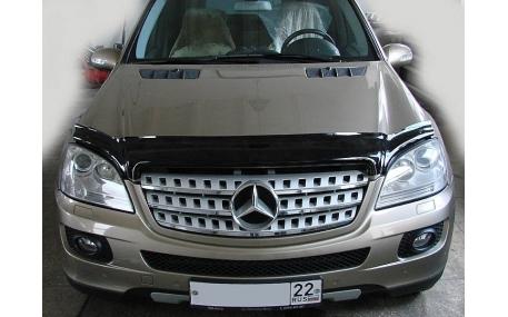 Дефлектор капота Mercedes ML-Class W164