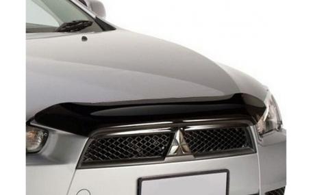 Дефлектор капота Mitsubishi Lancer X