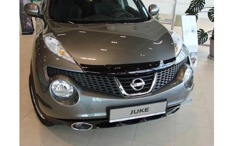 Дефлектор капота Nissan Juke