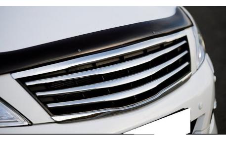 Дефлектор капота Nissan Teana