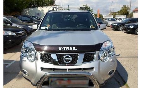 Дефлектор капота Nissan X-Trail T31