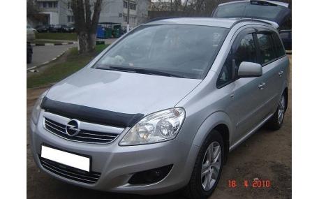 Дефлекторы окон Opel Zafira B