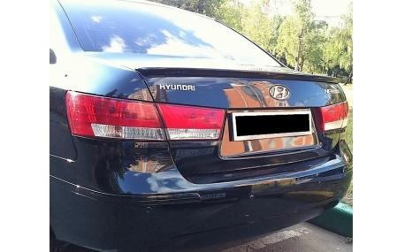 Спойлер Hyundai Sonata NF