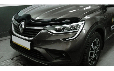 Дефлектор капота Renault Arkana