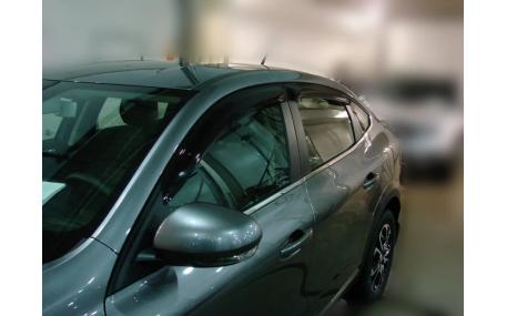 Дефлекторы окон Renault Arkana