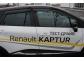 Дефлекторы окон Renault Captur