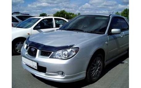Дефлектор капота Subaru Impreza