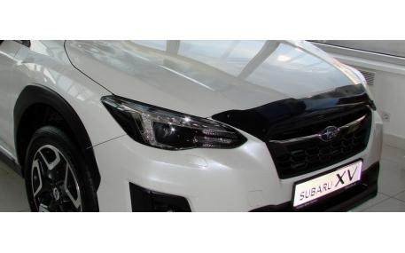 Дефлектор капота Subaru XV