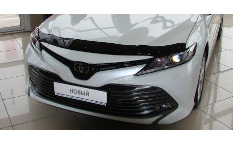 Дефлектор капота Toyota Camry V70