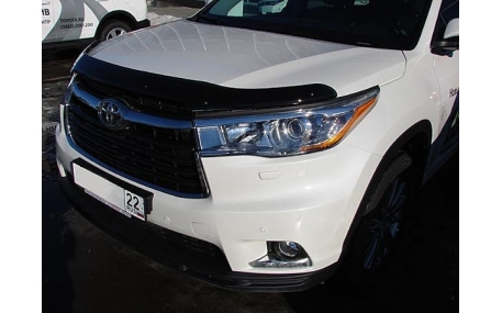 Дефлектор капота Toyota Highlander