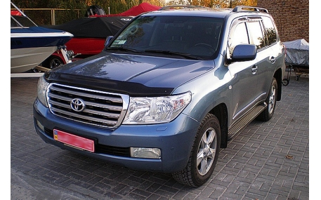 Дефлектор капота Toyota Land Cruiser 200