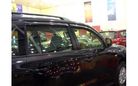 Дефлекторы окон Toyota Land Cruiser 200