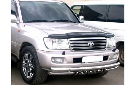Дефлектор капота Toyota Land Cruiser 100