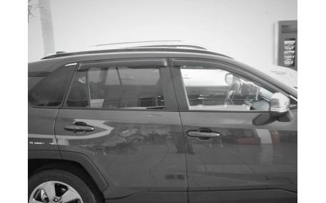 Дефлекторы окон Toyota RAV4
