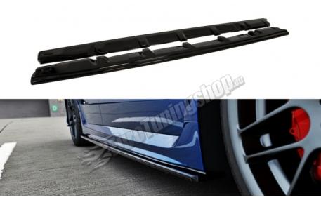 Пороги Subaru WRX STI