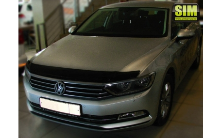 Дефлектор капота Volkswagen Passat B8