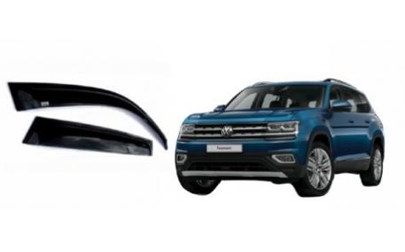 Дефлекторы окон Volkswagen Teramont