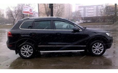 Дефлекторы окон Volkswagen Touareg