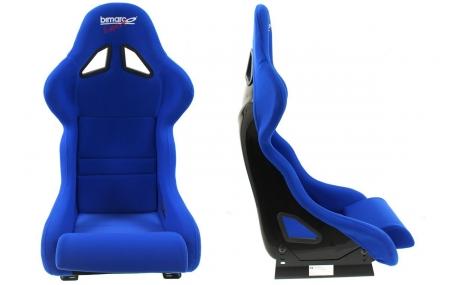 Сиденья Bimarco Expert II Blue FIA