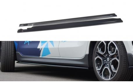 Накладка задняя Suzuki Swift