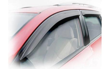Дефлекторы окон Toyota Land Cruiser 80