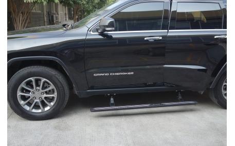 Подножки Jeep Grand Cherokee