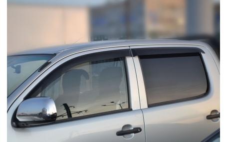 Дефлекторы окон Toyota Hilux