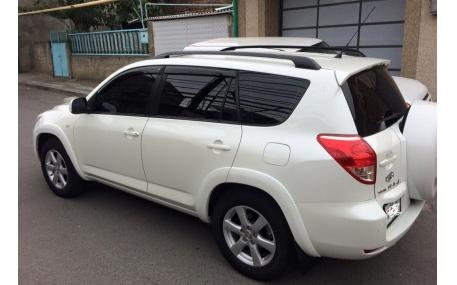 Дефлекторы окон Toyota Rav4 Long