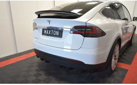 Спойлер Tesla Model X