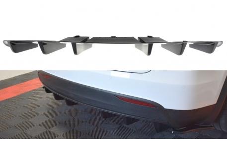 Накладка задняя Tesla Model X