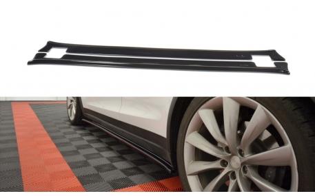 Пороги Tesla Model X