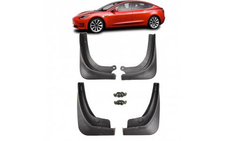 Брызовики Tesla Model 3