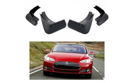 Брызовики Tesla Model S