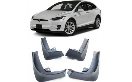 Брызовики Tesla Model X