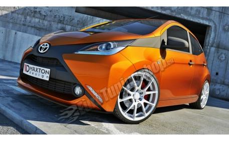 Накладка передняя Toyota Aygo MK2