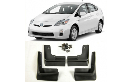 Брызовики Toyota Prius