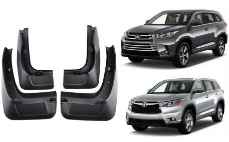 Брызовики Toyota Highlander