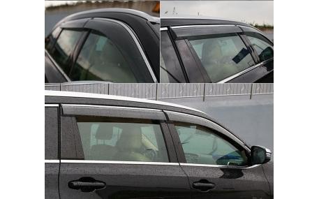 Дефлекторы окон Toyota Highlander