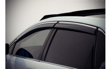 Дефлекторы окон Toyota Camry V70