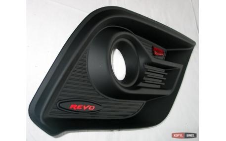 Накладки на кузов Toyota Hilux