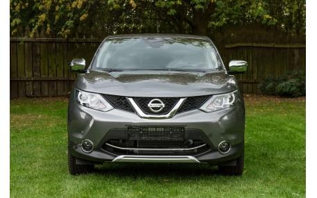 Комплект обвеса Nissan Qashqai J11
