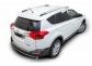 Рейлинги Toyota RAV4