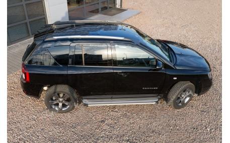 Подножки Jeep Compass