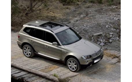 Подножки BMW X3 E83