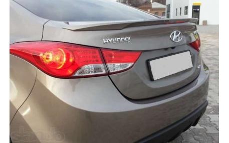 Спойлер Hyundai Elantra MD