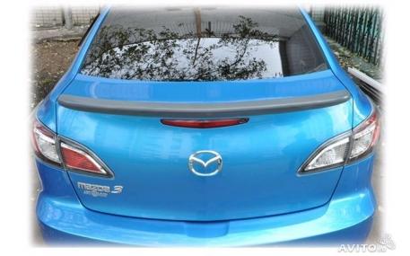Спойлер Mazda 3